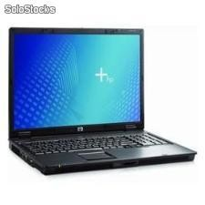 Portatil hp nc 8430 Core 2 Duo 1800 Mhz, 1024 Mb Ram, 60 Gb hdd, dvdrw, Wifi