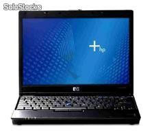 Portatil hp nc2400 Dual Core 1200 Mhz, 1024 Mb Ram, 60 Gb hdd, Combo, wifi