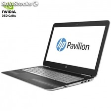 Portatil hp pavilion 15-BC207NS - I5-7300HQ 2.5GHz - 8GB - 1TB+128GB ssd -