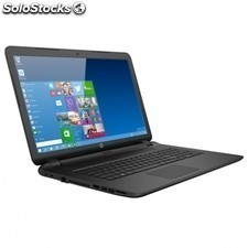 Portatil HP pavilion 17-p101ns - amd qc A6-6310 - 4gb - 500gb - radeon r4 -