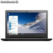 Portatil LENOVO ideapad 100-15ibd 80qq00c7sp - i5-5200u 2.2ghz - 4gb - 1tb -