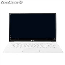 "Portátil lg 15Z960 Intel Core i7-6500U 8GB 256SSD Windows 10 15.6"" blanco"