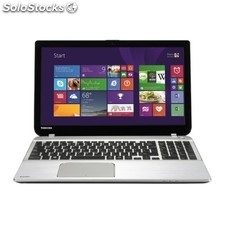 "Portátil toshiba Satellite P50-b-11L Intel Core i7 8GB 1TB Windows 8.1 15"" plata"