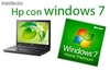 Portátiles HP de Ocasion de 15,4 pulgadas con Windows 7 Legal e Instalados.