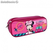 Portatodo Minnie Doble 20x8,5x6,2cm.