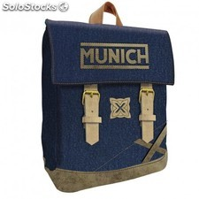 Portatodo Munich Zipper doble