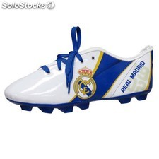 Portatodo Real Madrid bota 3D