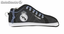 "Portatodo zapatilla real madrid ""black"""