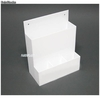 Porte Brochures Plexiglas blanc sam - Photo 2