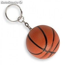 Porte-clés anti-stress sports b-010-baloncesto