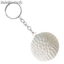 Porte-clés anti-stress sports b-010-golf