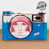 Porte-photos Appareil Photo Vintage Coconut