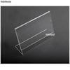 Porte Visuel Plexiglas simple 10,5x14,8 cm vertical - Photo 1