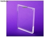 """Porte visuel plexiglas """"tombstones magnets"""" 10 x 15 cm"" - Photo 1"