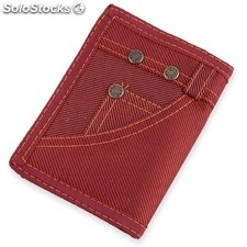 """Portefeuille """"jeans"""" b-620-ro"""