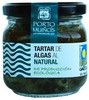 Porto Muiños Tartar Algal Bio 150g Natural
