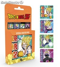 Posavasos Dragon Ball
