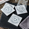 Posavasos I Love My Home by Homania (pack de 4)