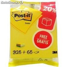 Post it 390NOTE repos.76X76 j