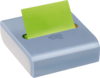 Post-it notas adhesivas z-notes pack 8 blocs + dispensador gratis neon