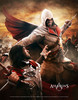 Poster assassins creed - death from above