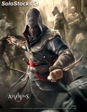 Poster assassins creed - fight your way