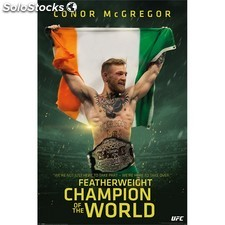 Poster Conor Mcgregor Campeon