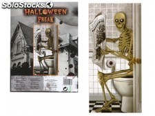 Poster decoracion halloween 75X150CMS