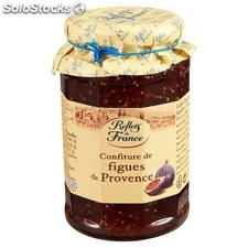 Pot 325G confiture de figues provencales reflets de France