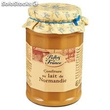 Pot 325G confiture de lait reflets de France