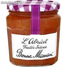 Pot 340G confiture intense abricot bonne maman