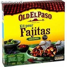 Pot 500G sauce fajita kit old el passo