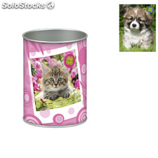 Pot crayons fant. Animaux