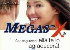Potenciador Sexual Natural MegaS 'x activador libido doble accion
