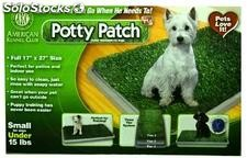 Potty patch - tapete - orinal - baño para perros