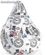 Pouf Pera London