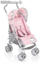 Poussette Canne Hello Kitty Rose - inclinable 3 positions