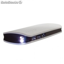 Power Bank 10.000 mAh con luz led