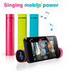 Power bank altavoz 4000 mah