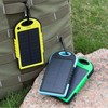 Power Bank Batería Solar 8000mAh powerbank