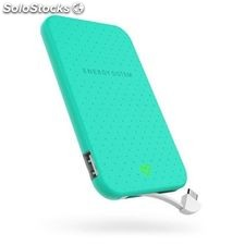 Power Bank Energy Sistem Extra Battery 2500 424443 2500 mAh Verde