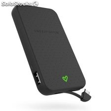 Power Bank Energy Sistem extra battery 5000 mAh negro