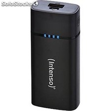 Power bank intenso 7320520 5200mAh 1.0A negro