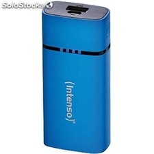 Power bank intenso 7320525 5200mAh 1.0A azul