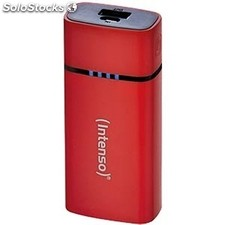 Power bank intenso 7320526 5200mAh 1.0A rojo