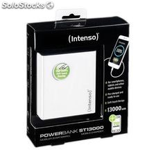 Power Bank intenso 7333542 13000 mAh Blanco
