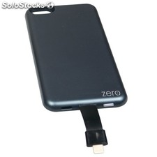 Power bank mediacom m-ZPB28B 2800mAh + Carcasa iPhone 5/5S negro