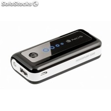 Power bank NGS PowerPump 5000 Cargador para Tablets /Ipad