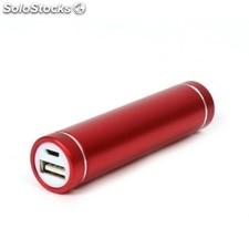 Power bank omega PMPB22R 2200mAh rojo