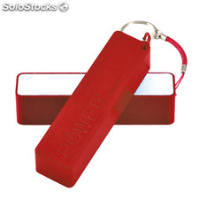 Power Bank Quios Red s/t